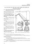 Giáo trình kết cấu kim loại máy trục -Phần II KẾT CẤU KIM LOẠI CỦA CÁC MÁY TRỤC - Chương 4