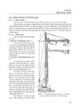 Giáo trình kết cấu kim loại máy trục -Phần II KẾT CẤU KIM LOẠI CỦA CÁC MÁY TRỤC - Chương 6