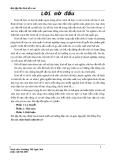 Bài tập lớn kinh tế vi mô - tham khảo 2