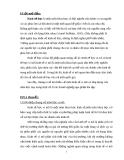 Bài tập lớn kinh tế vi mô - tham khảo 3