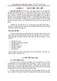 Bài giảng Kỹ thuật Đại cương –PGS.TS. Lê Bá Sơn - Chương 1
