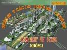 Bài thuyết trình: Phân biệt các loại quy hoạch đô thị