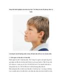 Sáng kiến kinh nghiệm môn khoa học lớp 5 -lời khuyên nên đề phòng chữa trị bệnh
