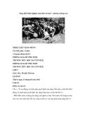 Sáng kiến kinh nghiệm môn lịch sử lớp 5 – đường trường sơn