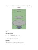 Sáng kiến kinh nghiệm môn mỹ thuật lớp 5 – bài học vẽ trang trí đối xứng qua trục