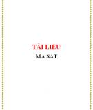 Chương 4 : MA SÁT