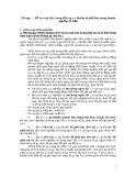 HUA Giáo trình kê toán tài chính - Chương 1