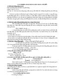 Các phương pháp định nghĩa trong từ điển