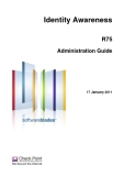 Identity Awareness R75 Administration Guide