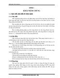 Giáo trình công nghệ đúc - Chương 1