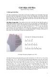 Giới thiệu chữ Hán 1