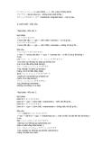 Tài liệu học tiếng Nhật 7