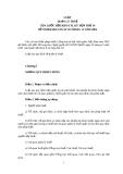 LUẬT QUẢN LÝ THUẾ CỦA QUỐC HỘI KHOÁ XI, KỲ HỌP THỨ 10 SỐ 78/2006/QH11 NGÀY 29 THÁNG 11 NĂM 2006