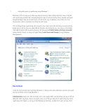 Hướng dẫn quản lý người dùng trong Windows 7