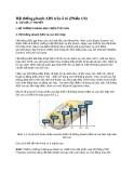 Hệ thống phanh ABS trên ô tô (Phần 1/6)