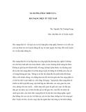 XU HƯỚNG PHÁT TRIỂN CỦA BÁO MẠNG ĐIỆN TỬ VIỆT NAM