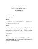 Chương trình Phát thanh Sóng trẻ số 19 Chủ đề: Hội chứng căng thẳng trong giới trẻ