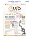 Tạp chí công nghệ thông tin số 412