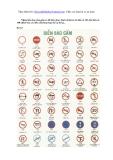 Luật An toàn giao thông và phương pháp lái xe