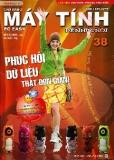 Tạp chí cẩm nang máy tính - Số 38