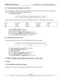 English Grammar Review! 7