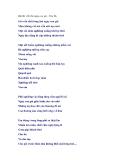 Bài thơ viết cho ngày con gái