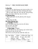 Hình học 7 - THỰC HÀNH NGOÀI TRỜI