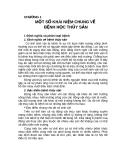 CHƯƠNG 1:  MỘT SỐ KHÁI NIỆM CHUNG VỀ BỆNH HỌC THỦY SẢN
