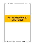 NET FRAMEWORK 3.5 LINQ TO SQL
