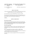 Thông tư liên tịch số 15/2011/TTLT-BTP-BNGTANDTC