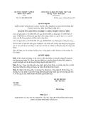 Quyết định số 2113/QĐ-BNN-KHCN