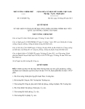 Quyết định số 1618/QĐ-TTg