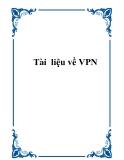 Tài  liệu về VPN