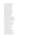 Bài thơ tình ở Hàng Châu