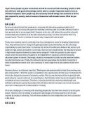 Sample essay for ielts