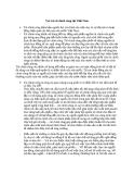 Vai trò Tài Chính Công với Việt Nam hiện nay