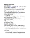 Định nghĩa và phân loại tính từ