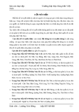 """Báo cáo thực tập """" tần số vô tuến điện""""- trường Đại Học Hàng Hải"""