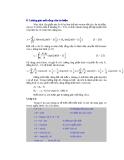 Lượng giác mở rộng của tín hiệu - Những tín hiệu tần số cao và ký hiệu