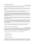 Mẩu Chuyện Về Bác Hồ - 6