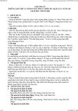 CHƯƠNG IV NHỮNG LỢI THẾ VÀ TIỀM NĂNG PHÁT TRIỂN DU LỊCH CỦA VÙNG DU LỊCH BẮC TRUNG BỘ
