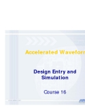 Accelerated Waveform - Design Entry and Simulation Course 16