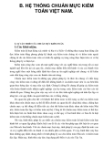 Đề tài: HỆ THỐNG CHUẨN MỰC KIỂM TOÁN VIỆT NAM