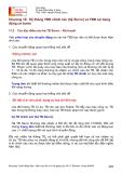 Chương 12: Hệ thống TĐĐ chính xác (hệ Servo) và TĐĐ sử dụng động cơ bước