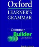 OXFORD LEARNER'S GRAMMAR 4