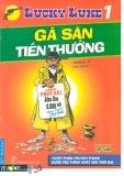 Truyện tranh Lucky Luke Tập 01(xuất bản 2011) - Gã săn tiền thưởng