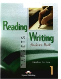 Reading writing target student book