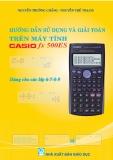 Hướng dẫn sử dụng máy tính CASIO fx 500ES