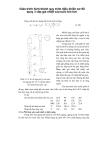 Giáo trình hình thành quy trình điều khiển sơ đồ quay 3 cấp gia nhiệt của tuốc bin hơi p1