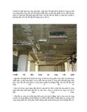 Biện pháp thi công hệ thống điều hòa không khí